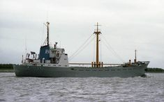 Nederlands schip in het brandpunt   VOLGABORG  Eigenaar   Eems Beheer V B.V., Delfzijl  Manager    Wagenborg Shipping B.V., Delfzijl  Bouwwe...