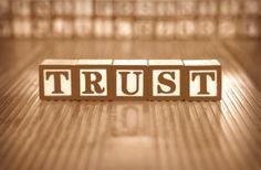 Authentic content creates trust