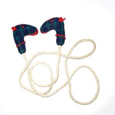Giddy Up and Jump Vintage Jump Rope by BlueRoseRetro, via http://www.etsy.com/people/sushipotparts/favorites