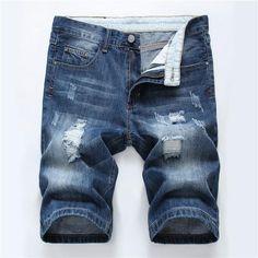 Dragon Honor Little Boys Girl Elastic Waist Ripped Holes Jeans Boyfriend Style Denim Pants