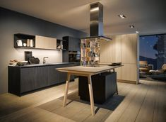 Best kitchens black images in