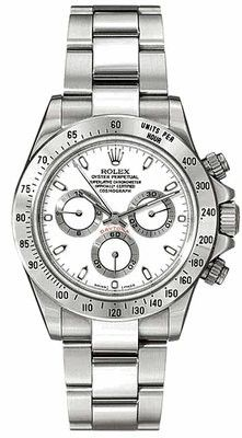 Rolex Daytona Cosmograph, Gents,Stainless Steel-116520