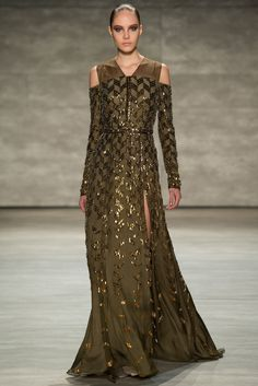 fuck yeah gowns — Bibhu Mohapatra F/W 2014