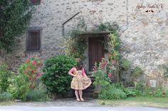 Barga ♥ Un abito da favola ITA: http://ateliervicolon6.jimdo.com/2015/05/24/un-abito-da-favola/ ENG: http://ateliervicolon6.jimdo.com/2015/05/24/a-fairy-dress/