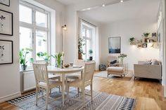 Căn hộ 42m² đẹp từng milimet với phong cách Scandinavia | aFamily