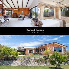 #Propertyforsale #Realestate Capturing a stunning ocean and coastal panorama that stretches north to Sunshine Beach and Lion Rock in Noosa National Park, this 1970's era family home occupies what is regarded by locals as the best position on Netherby Rise.  Location: 17 Netherby Rise, Sunrise Beach, QLD, 4567