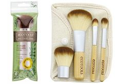 earth-friendly beauty- Ecotools Brushes