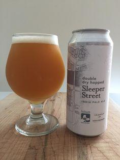 Trillium Brewing - ddh Sleeper Street #FavoriteBeers #summershandy #beers #footy #greatnight #beer #friends #craftbeer #sun #cheers #beach #BBQ
