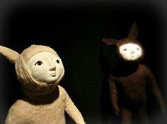 ReguReguのうさぎ展 2012年12月19日~30日 ギャラリー犬養(札幌)