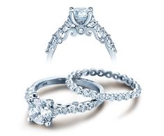 INSIGNIA-7034 engagement ring from The Insignia Collection of diamond engagement rings by Verragio