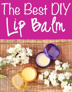 Beauty Hacks: DIY Lip Balm Recipes - Coconut Oil and Beeswax! If you've been wondering how to make lip balm at home with natural ingredients, it's really SO easy! One of the biggest benefits of making your own homemade beauty products is that you know exactly what ingredients are going into them. Go grab the EASY recipe & give it a try this week! Life Hacks Every Girl Should Know, Lip Balm Recipes, Diy Lip Balm, Healthy Recipes On A Budget, Homemade Beauty Products, Hacks Diy, Frugal, Coconut Oil, The Balm