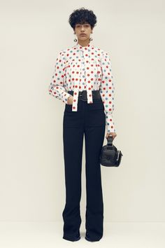 Look 3 - #JWAnderson Pre-Fall 2015 Collection