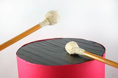 How to Make a Homemade Drum: 7 steps (with pictures) - wikiHow