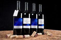 Original Mockups - Wine Bottle Mockup 02