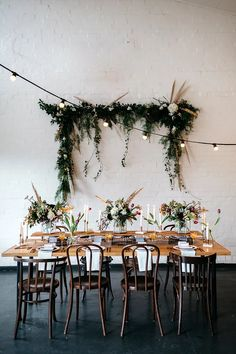 The Small Things Co Lookbook | Wedding Styling and Decor