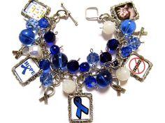 child abuse awareness bracelet.... must have!