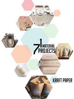 7 #diy kraft paper projects