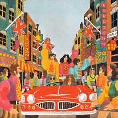 ~ Carnaby Street ~ (The Swinging 60's)