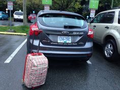 Have you ever used the car-sharing service ZipCar? I used it while I was traveling and Canada and share my thoughts about my experience. Travel Nursing Companies, Transportation Services, Sunshine Coast, Quotes For Kids, British Columbia, Us Travel, Traveling By Yourself, Canada, Car