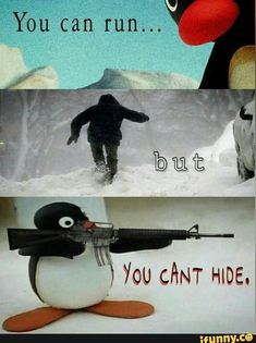 Found on iFunny Best Memes, Dankest Memes, Funny Memes, Hilarious, Jokes, Reaction Pictures, Funny Pictures, Funny Pics, Pingu Memes