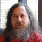 Stallman joins the Internet, talks net neutrality, patents and