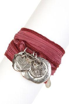 Love Wrap Bracelet