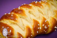 Brioche tressée (21) Cooking Chef, Cooking Recipes, Batch Cooking, Pork Recipes, Sweet Recipes, Bread Dough Recipe, Brioche Bread, Easy Banana Bread, Crepes
