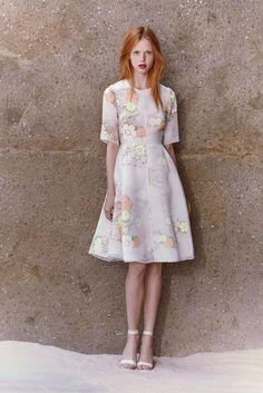 Honor Resort 2015 Collection Photos - Vogue