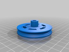 Ashford compatible bobbin by pdhammond - Thingiverse