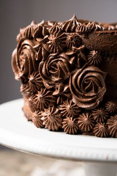 Keto Cake Recipes: 11 Delicious Cakes for Low Carb Diets and Ketosis - Desserts - Low Carb Diets, Ultimate Chocolate Cake, Keto Chocolate Cake, German Chocolate, Ketosis Desserts, Low Carb Desserts, Quiche, Chocolate Cake Designs, Keto Cake
