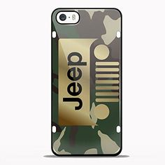 Cool Jeep Military Logo Design Gno for Samsung Galaxy and Iphone Case (iPhone 5/5S black)