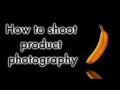 How to shoot product photography and video easily from home [lighting tips] - YouTube
