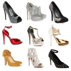 Sapatos: modelos para inspiração.
