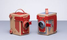 Build your own camera with this cute kit!