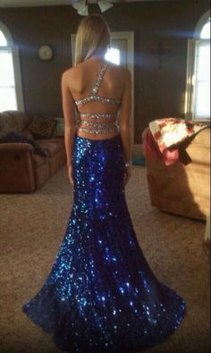 I would love this dress but the back is so gorgeous, I'm in love