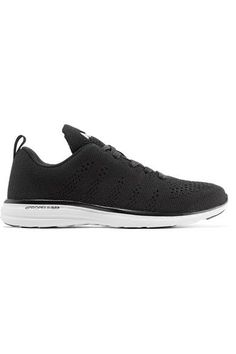 APL Athletic Propulsion Labs - Techloom Pro Cashmere Sneakers - Black