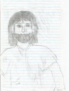 Drawing: Jesus Christ the Prince of Peace  Desenho: Jesus Cristo o Príncipe da Paz