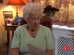 Auschwitz survivor Eva Schloss talks about her relationship with Anne Frank (Part 3)