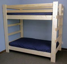 Bunk Beds For Kids, Youth, Teen U0026 College Students, Dorm Room, Cabins Part 94
