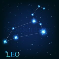 constilations leo | Constellation Leo | Leo the lion