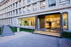 Ministère de l'Agriculture, Paris (75) - Keldi Architectes....re-pinned by Maurie Daboux