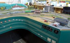 Custom Model Railroads, layouts and kits