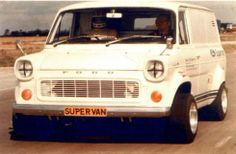 FORD SUPERVAN Right hand drive 400+ HP 5.0 motor in back suspension tires brakes YES