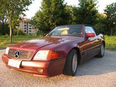 1991 #MercedesBenz SL 300 24 for sale - € 7.800 #mercedes