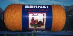 164053 Bernat Supar Saver 7 oz Bronze by LandLCandlesandCraft on Etsy Bernat Super Value Yarn, Acrylic Colors, Buy And Sell, Bronze, Handmade, Stuff To Buy, Etsy, Hand Made, Arm Work