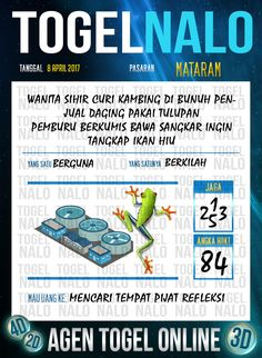 Angka Mimpi 6D Togel Wap Online TogelNalo Mataram 8 April 2017