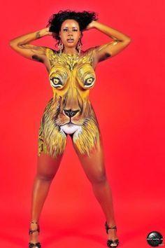 body painting - Pesquisa Google