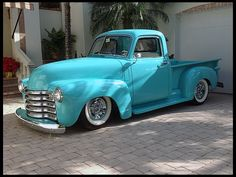 1950 Chevrolet Short Box Pickup   #Mecum #Kissimmee #WhereTheCarsAre