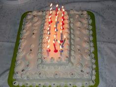 Tarta de cumple Cake, Desserts, Food, Meet, Pies, Pie Cake, Tailgate Desserts, Pastel, Postres