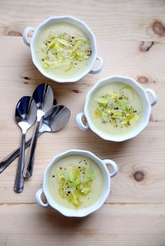 celery soup - based mostly on celery